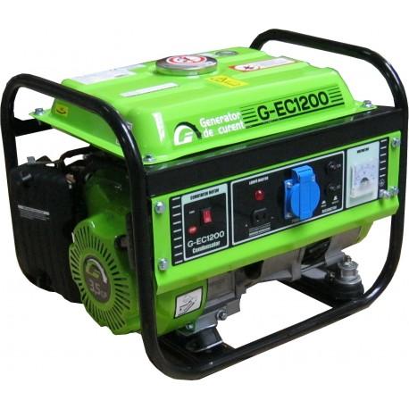 Generator monofazat Greenfield G-EC1200, 87cmc 3.5CP