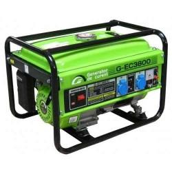 Generator monofazat Greenfield G-EC3800, 3kVA, 212cmc, 7CP